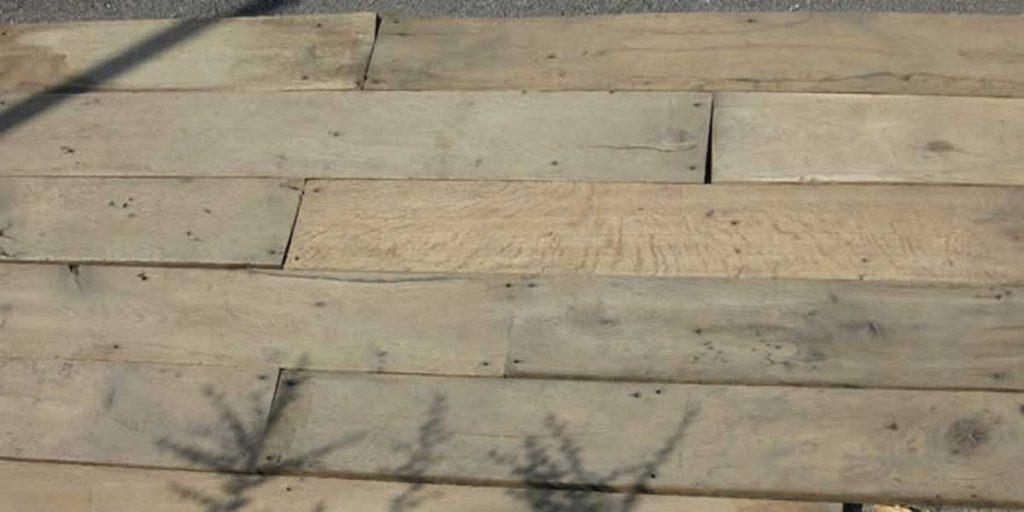 Antike Baustoffe Produkt Eichendielen