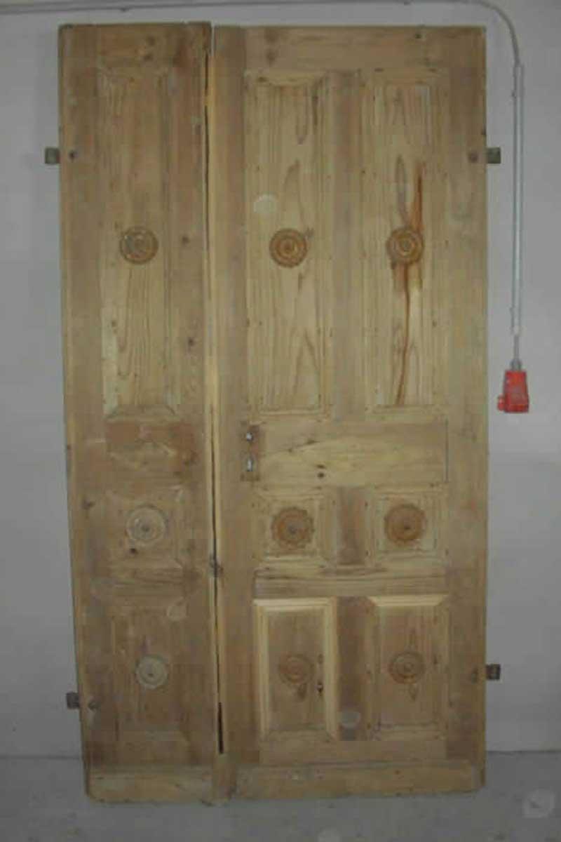 Antike Baustoffe Produkt Haustür