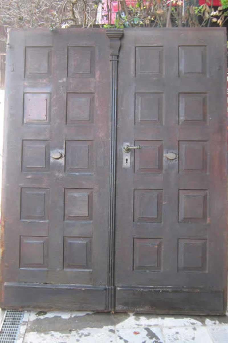 Antike Baustoffe Produkt Tür