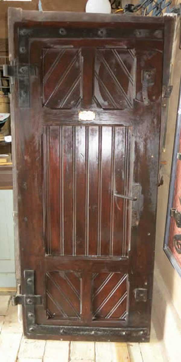 Antike Baustoffe Produkt Kühlraumtür