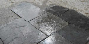Antike Baustoffe Produkt Schieferplatten