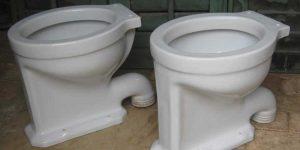 Antike Baustoffe Produkt Toilette
